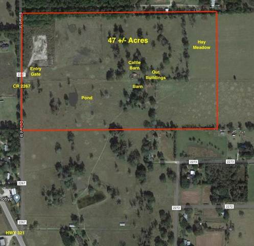 0001 County Road 2267, Cleveland, TX 77327 (MLS #12045525) :: Bray Real Estate Group
