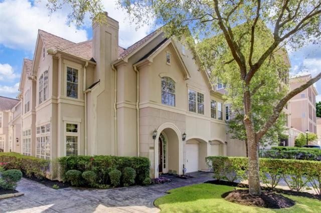 60 Briar Hollow Lane B, Houston, TX 77027 (MLS #12045635) :: Krueger Real Estate