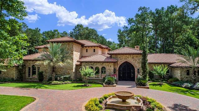 11 Congressional Circle, The Woodlands, TX 77389 (MLS #12066810) :: The Home Branch