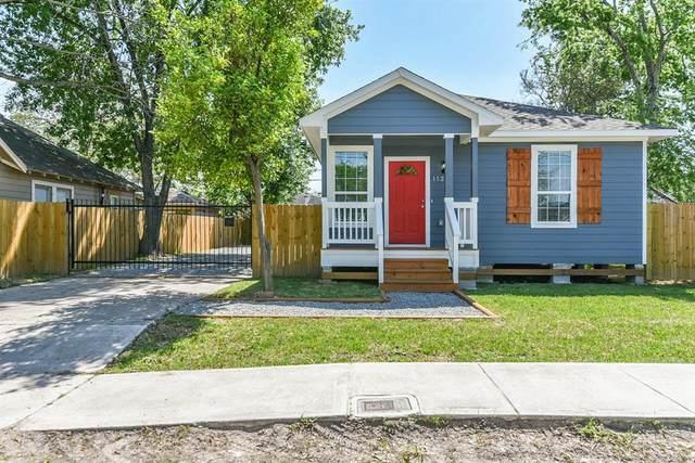 1120 Hammock Street, Houston, TX 77009 (MLS #12069066) :: Guevara Backman