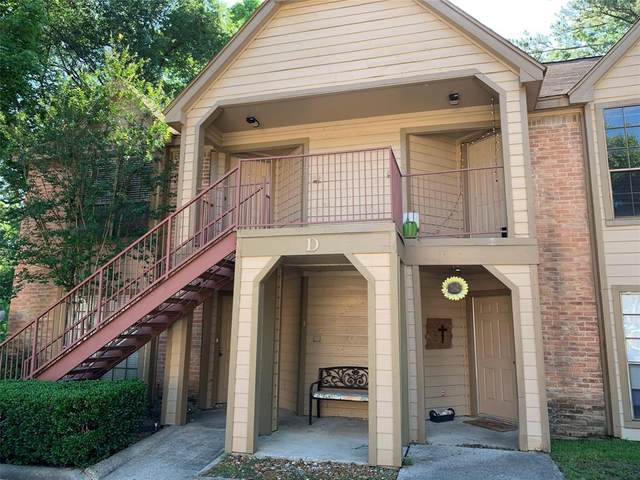 2401 Sycamore Avenue D7, Huntsville, TX 77340 (MLS #12071015) :: Ellison Real Estate Team