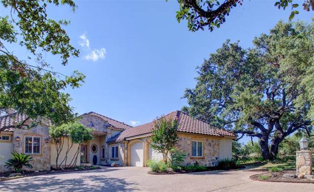 2003 Fault Line And Lt W18091, Horseshoe Bay, TX 78657 (MLS #12074883) :: The Heyl Group at Keller Williams