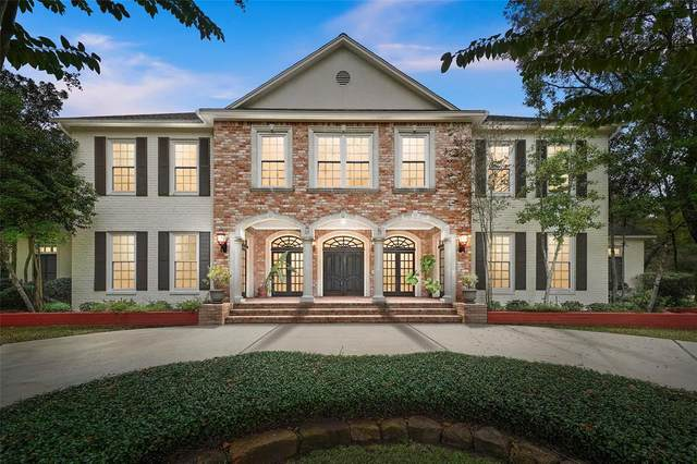 10401 Treeridge Place, The Woodlands, TX 77380 (MLS #12076823) :: The Home Branch