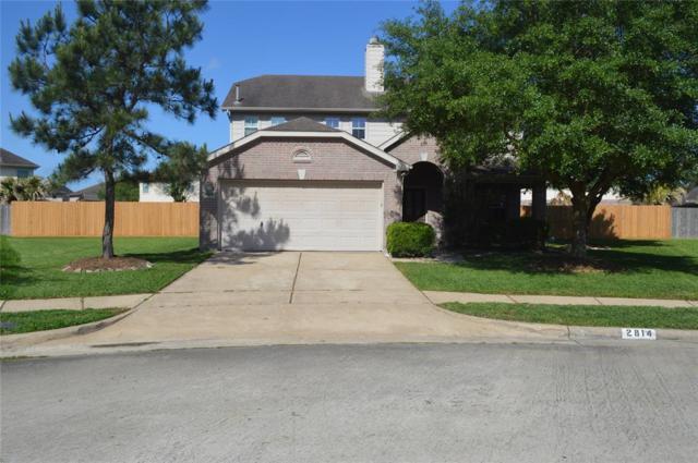 2814 E Scottsdale Palms Drive, Missouri City, TX 77459 (MLS #12081869) :: Fanticular Real Estate, LLC