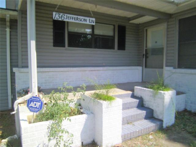 136 Jefferson Ln, Goodrich, TX 77335 (MLS #12085574) :: The Heyl Group at Keller Williams