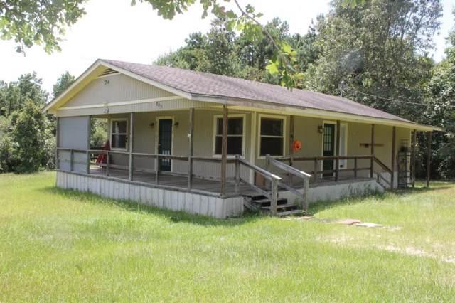 805 Turpentine Drive, Colmesneil, TX 75938 (MLS #12092907) :: Giorgi Real Estate Group