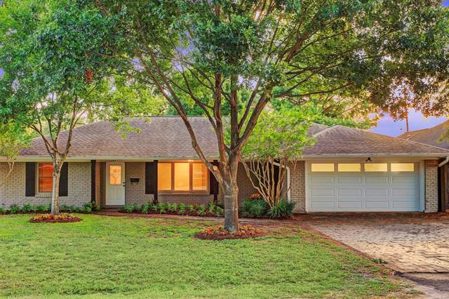 1745 Longacre Drive, Houston, TX 77055 (MLS #12094271) :: The Bly Team