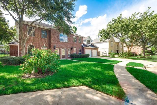 1107 Morning Mist Court, Sugar Land, TX 77498 (MLS #12097606) :: The Jennifer Wauhob Team