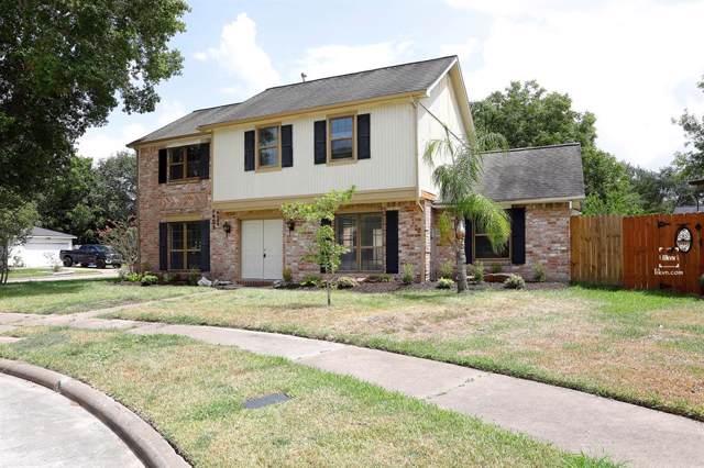 15403 El Padre Drive, Houston, TX 77083 (MLS #12105163) :: The Heyl Group at Keller Williams