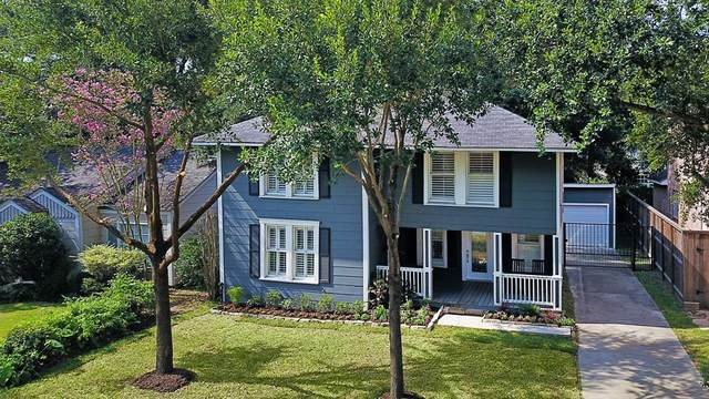 4406 Jane Street, Bellaire, TX 77401 (MLS #12120689) :: The SOLD by George Team