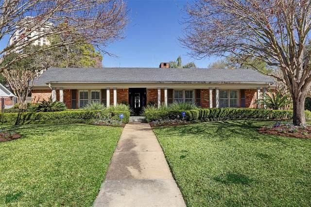 5410 Meadow Lake Lane, Houston, TX 77056 (MLS #12121893) :: Connect Realty