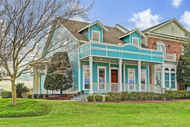 7 Barque Lane, Galveston, TX 77554 (MLS #12125864) :: Caskey Realty