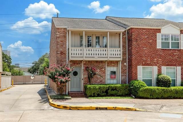 6301 Briar Rose Drive #123, Houston, TX 77057 (MLS #12130789) :: The Lugo Group