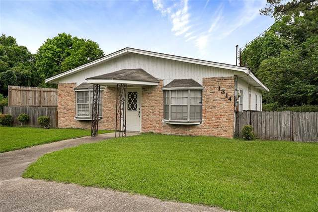1314 Homer Street, Houston, TX 77091 (MLS #12142304) :: Connell Team with Better Homes and Gardens, Gary Greene