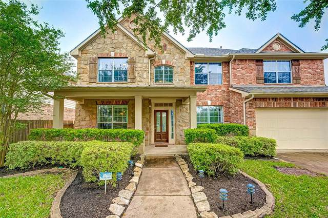 8411 Red Rooster Lane, Katy, TX 77494 (#12143194) :: ORO Realty