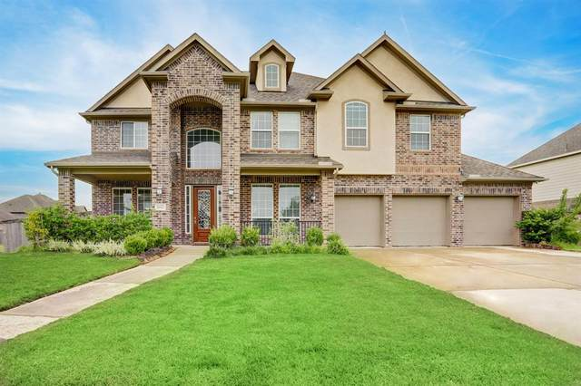 2012 Creekside Park Drive, Pearland, TX 77089 (MLS #12144677) :: The Sansone Group