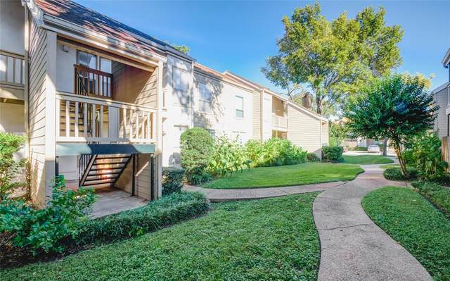 2100 Tanglewilde Street #176, Houston, TX 77063 (MLS #12152122) :: Guevara Backman