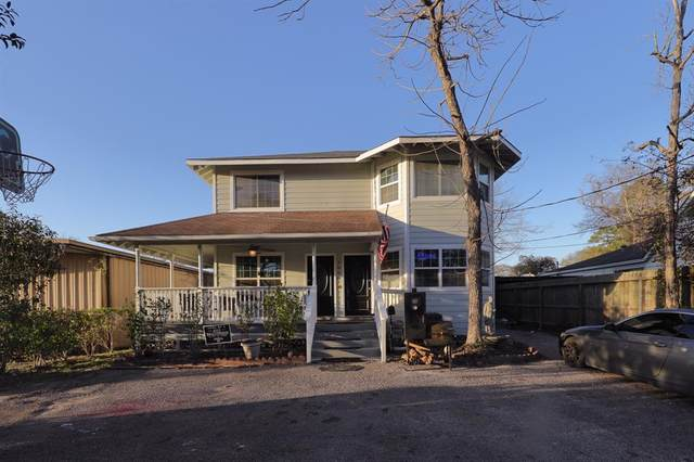 1028 W Lewis Street, Conroe, TX 77301 (MLS #12158665) :: The Queen Team