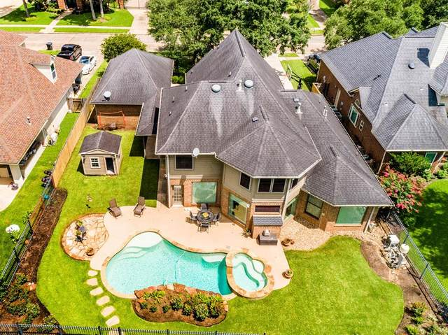 1406 Forest Brook, Sugar Land, TX 77479 (MLS #12174627) :: The SOLD by George Team