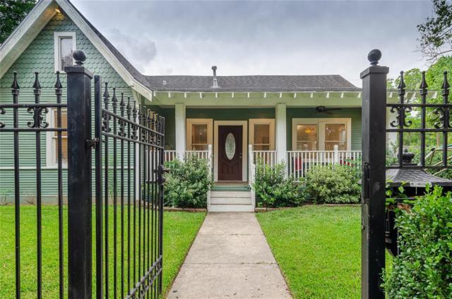 1038 Walling Street, Houston, TX 77009 (MLS #12175315) :: Giorgi Real Estate Group