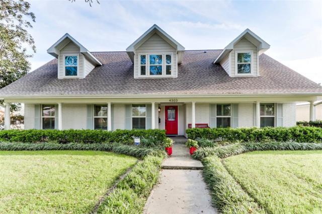 4303 Waynesboro Drive, Houston, TX 77035 (MLS #12182252) :: Texas Home Shop Realty