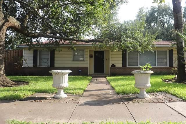 5101 Palmetto Street, Bellaire, TX 77401 (MLS #12183697) :: Caskey Realty