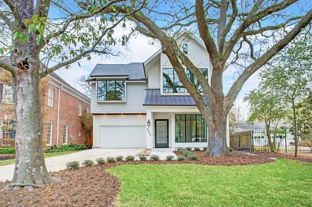 6320 Vanderbilt, Houston, TX 77005 (MLS #12188354) :: The Home Branch