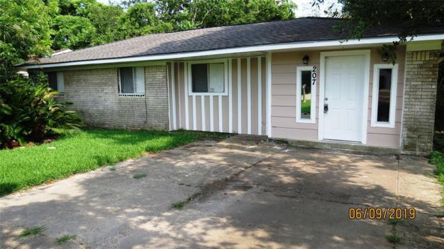 207 Plum Street, La Marque, TX 77568 (MLS #12195127) :: Caskey Realty