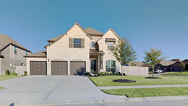 10111 Whitney Reach Drive, Rosharon, TX 77583 (MLS #12206162) :: Connect Realty