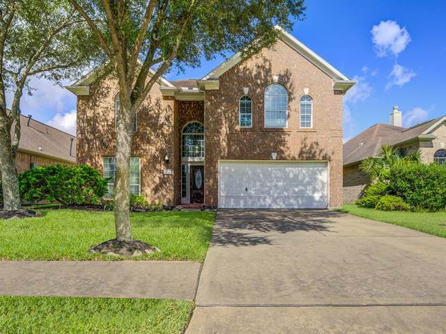 313 Marina Oaks Court, Kemah, TX 77565 (MLS #12211593) :: The SOLD by George Team