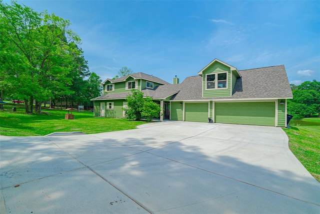 60 Hunters Creek Drive, Huntsville, TX 77340 (MLS #12219870) :: Ellison Real Estate Team