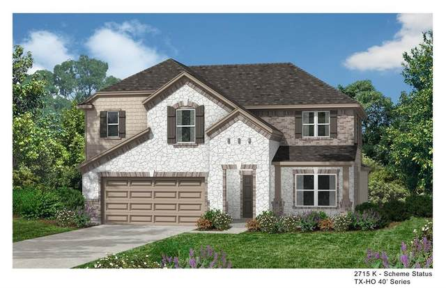 1012 Valley Crest Lane, La Marque, TX 77568 (MLS #12220870) :: The Home Branch