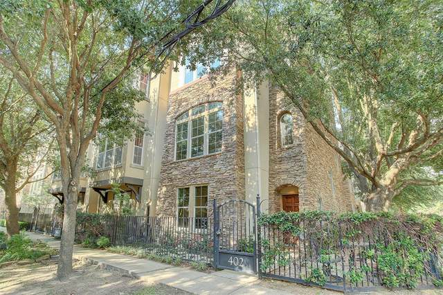 402 Roy Street, Houston, TX 77007 (MLS #12229443) :: Lerner Realty Solutions