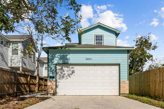5003 Higgins Street, Houston, TX 77033 (MLS #12231763) :: Ellison Real Estate Team