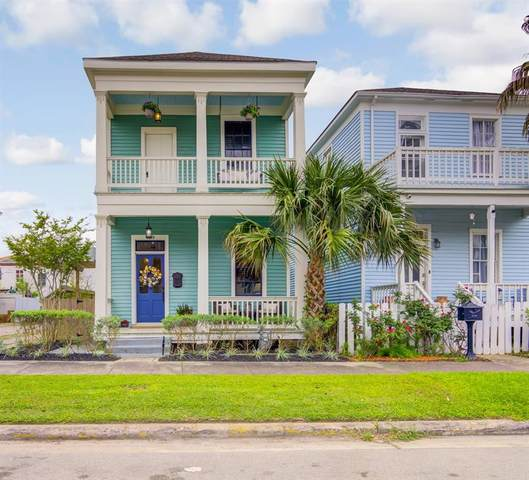 1619 Mechanic Street, Galveston, TX 77550 (MLS #12242134) :: The Parodi Team at Realty Associates