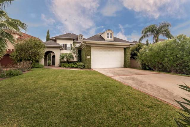 101 Blue Water Way Pvt, Kemah, TX 77565 (MLS #12245248) :: The Bly Team