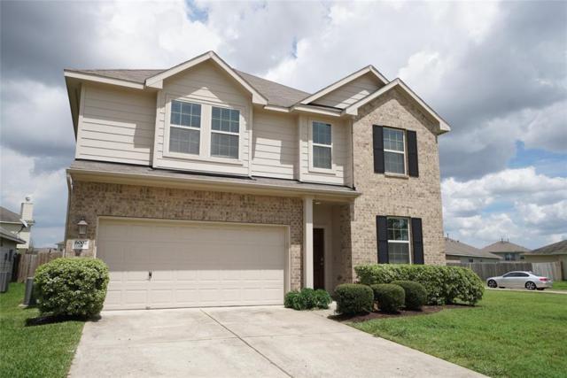 6002 Durango Mist Lane, Katy, TX 77449 (MLS #12245334) :: Caskey Realty