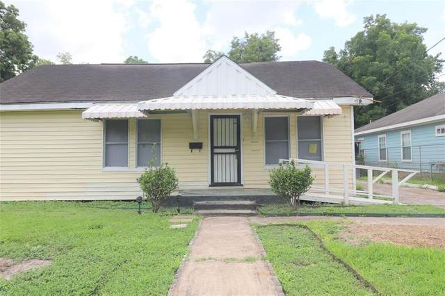 2402 Caplin Street, Houston, TX 77026 (MLS #12246472) :: Ellison Real Estate Team