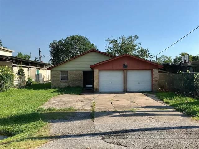 14419 Gainesville Street, Houston, TX 77015 (MLS #12275884) :: The Freund Group
