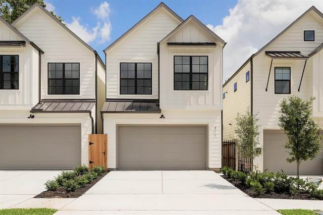 811 E 25th Street, Houston, TX 77009 (MLS #12277602) :: The SOLD by George Team