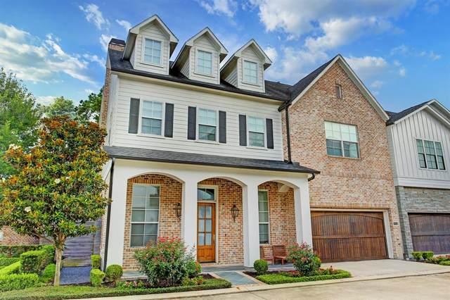 1552 Whispering Pines Drive, Houston, TX 77055 (#12281377) :: ORO Realty