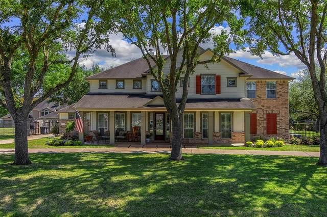 26111 Cloverland Park Lane, Cypress, TX 77433 (#12282741) :: ORO Realty