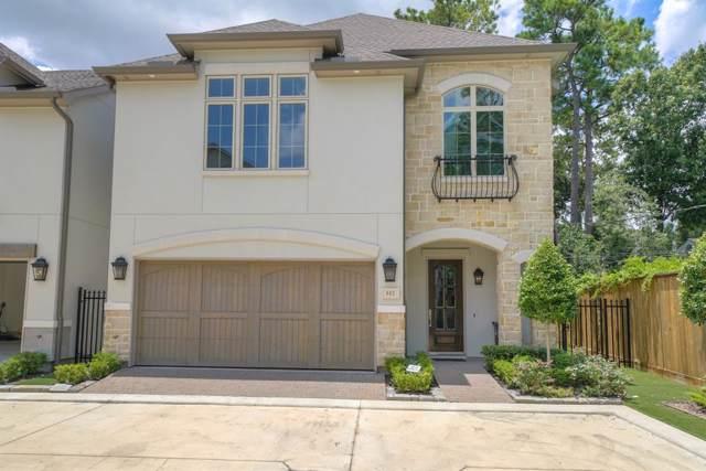802 Remington Glade Drive, Houston, TX 77042 (MLS #12295006) :: Caskey Realty