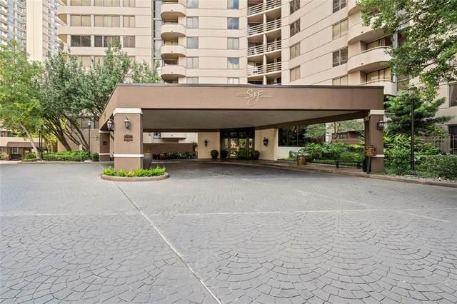 3525 Sage Road #407, Houston, TX 77056 (MLS #12299875) :: The SOLD by George Team