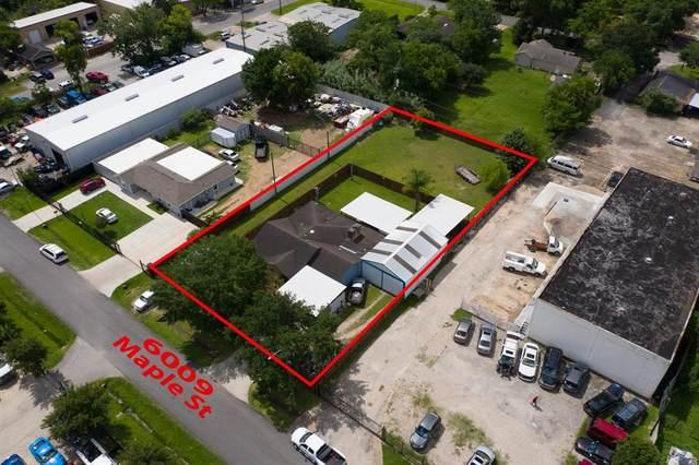 6009 Maple Street, Houston, TX 77074 (MLS #12319704) :: All Cities USA Realty