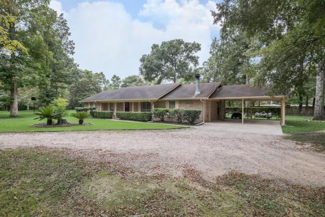 14460 Old Smith Road, Conroe, TX 77384 (MLS #12322480) :: Fairwater Westmont Real Estate