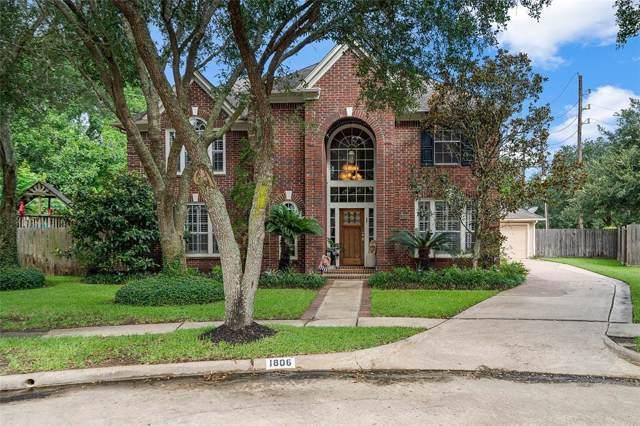 1806 Pebble Hill Court, Sugar Land, TX 77478 (MLS #12324649) :: Texas Home Shop Realty