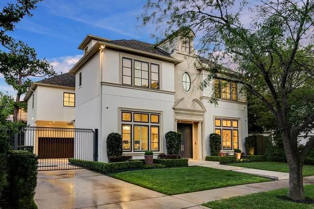 2109 Dickey Place, Houston, TX 77019 (MLS #12330744) :: Ellison Real Estate Team