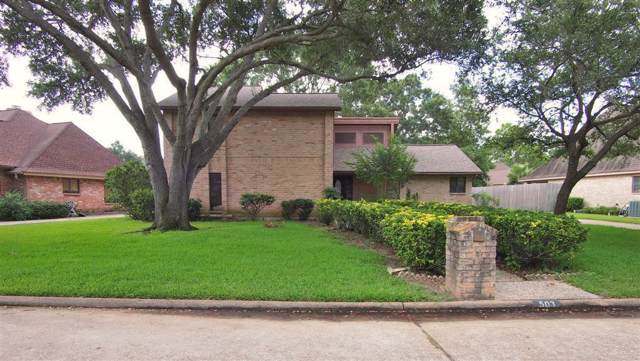 503 Ellingham Dr, Katy, TX 77450 (MLS #12333914) :: Bay Area Elite Properties