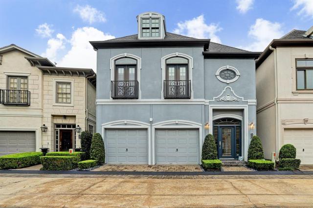 40 Milan Estates, Houston, TX 77056 (MLS #12337223) :: Texas Home Shop Realty